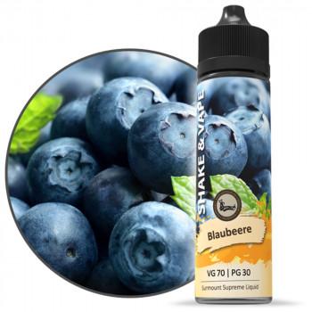 Blaubeere 40ml Shortfill Liquid by Surmount