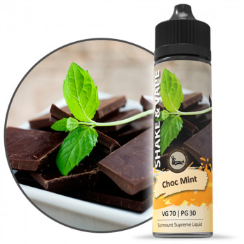 Choco Mint 40ml Shortfill Liquid by Surmount