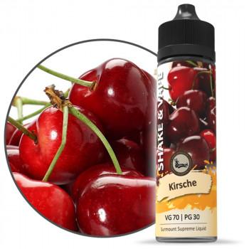 Kirsche 40ml Shortfill Liquid by Surmount