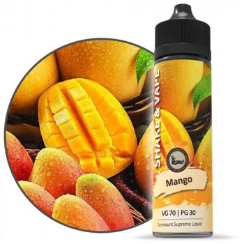 Mango 40ml Shortfill Liquid by Surmount
