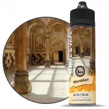 Marokkan 40ml Shortfill Liquid by Surmount