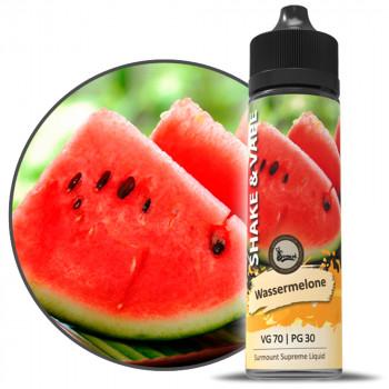 Wassermelone 40ml Shortfill Liquid by Surmount