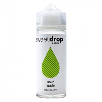 Sweet Drop – Sour Apple 100ml Shortfill Liquid by Drop E-Liquid