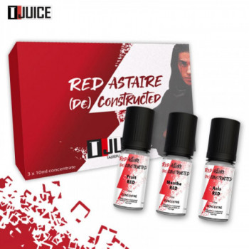 Red Astaire Deconstructed 3x10ml by T-Juice