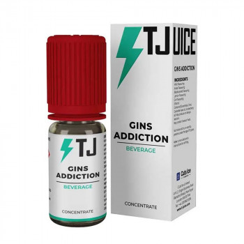 Gins Addiction 10ml Aroma by Halcyon Haze