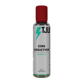 Gins Addiction Halcyon Haze Serie 20ml Longfill Aroma by T-Juice