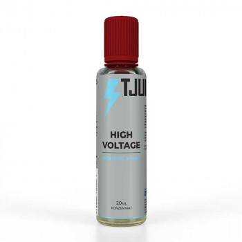 High Voltage 20ml Longfill Aroma by T-Juice