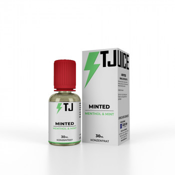 Minted 30ml Aroma by T-Juice