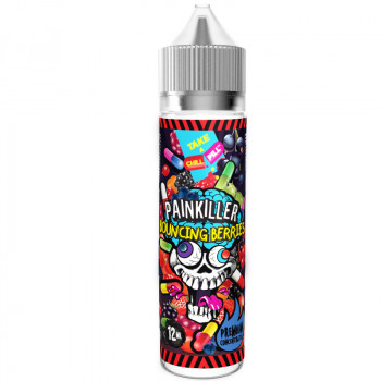Pain Killer - Bouncing Berries Aroma 12ml Short-Fill by Vape Chill Pill