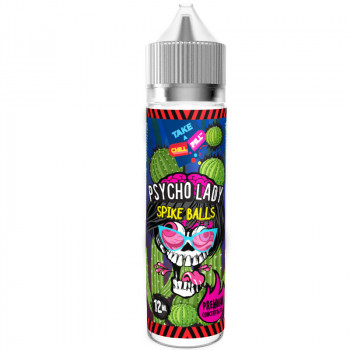 Psycho Lady - Spike Balls Aroma 12ml Short-Fill by Vape Chill Pill