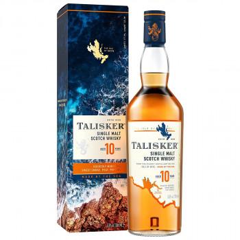 Talisker 10 Jahre Single Malt Scotch Whisky 45,8% Vol. 700ml