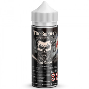Cold Blood (50ml) Plus e Liquid by Kapka's Flava The Barber