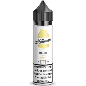 Heritage Gold (50ml) Plus e Liquid by The Milkman MHD Ware