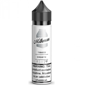 Heritage Smooth (50ml) Plus e Liquid by The Milkman