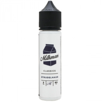 Strudelhaus (50ml) Plus e Liquid by The Milkman