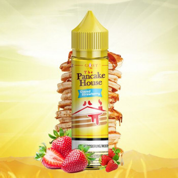 Glazed Strawberry (10ml) Aroma by The Pancake House