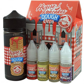 House of Pancakes Just Jam (80ml+4x10ml) Plus Liquid by Dough Bros