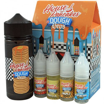 House of Pancakes Original (80ml+4x10ml) Plus Liquid by Dough Bros
