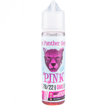 Pink Ice The Panther Series (50ml) Plus Liquid by Dr. Vapes