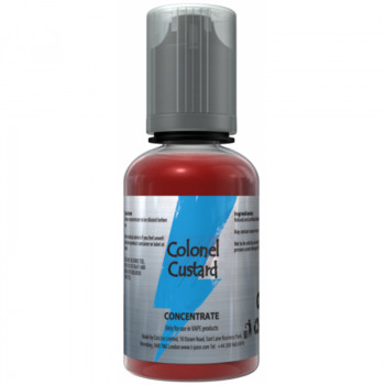 Colonel Custard 30ml Aroma by T-Juice MHD Ware