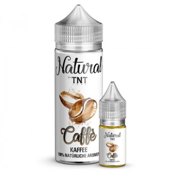 Kaffee Natural Serie 10ml Longfill Aroma by TNT Vape