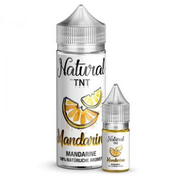 Mandarine Natural Serie 10ml Longfill Aroma by TNT Vape