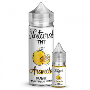 Orange Natural Serie 10ml Longfill Aroma by TNT Vape