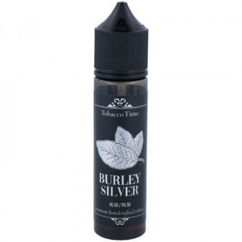 Burley Silver 20ml Bottlefill Aroma by Tobacco Time