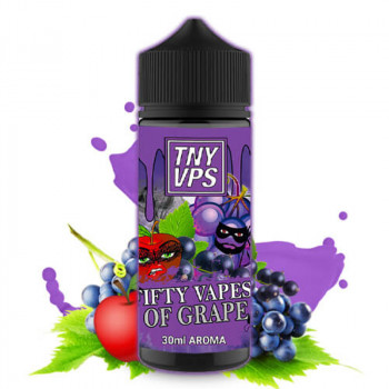 Fifty Vapes of Grape 30ml Bottlefill Aroma by Tony Vapes