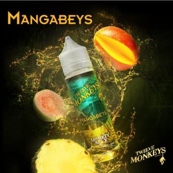 Mangabeys (50ml) Plus e Liquid by Twelve Monkeys MHD Ware
