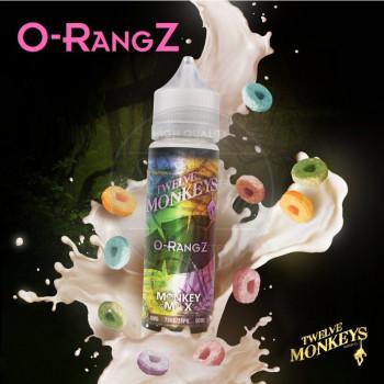 O-RangZ (50ml) Plus e Liquid by Twelve Monkeys