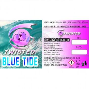Twisted Vaping Aroma 10ml BlueTide