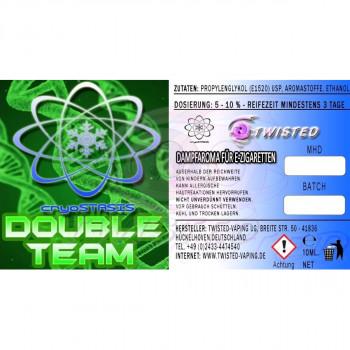 Twisted Vaping Cryostasis Aroma 10ml Double Team