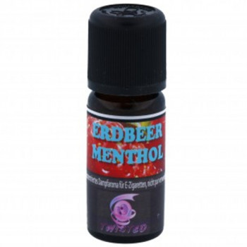 Erdbeer Menthol 10ml Aroma by Twisted Vaping