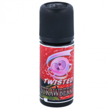 Strawberry 10ml Aroma by Twisted Vaping