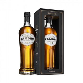 Tamdhu Sherry Cask 12 Jahre Single Malt Scotch Whisky 43% Vol. 700ml
