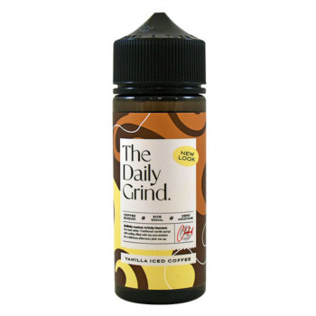 Vanilla Iced Coffee (100ml) Plus e Liquid by The Daily Grind
