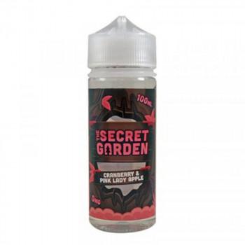 Cranberry & Pink Lady Apple 100ml Shortfill Liquid by The Secret Garden