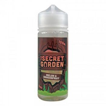 Melon & Dragonfruit 100ml Shortfill Liquid by The Secret Garden