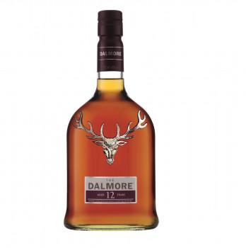 The Dalmore 12 Jahre Single Malt Scotch Whisky 40% Vol. 700m