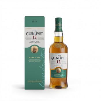 The Glenlivet 12 Jahre Single Malt Scotch Whisky 40% Vol. 700ml