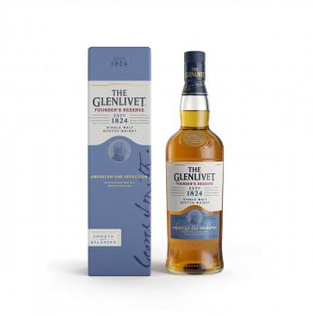 The Glenlivet Founder's Reserve Single Malt Scotch Whisky 40% Vol. 700ml