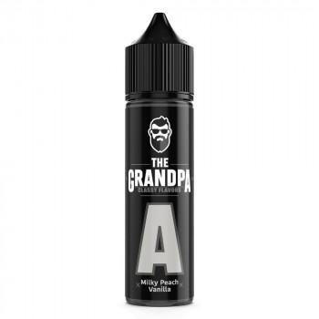 Milky Peach Vanilla 20ml Longfill Aroma by The Grandpa Vape