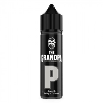 Smooth Nutty Tobacco 20ml Longfill Aroma by The Grandpa Vape