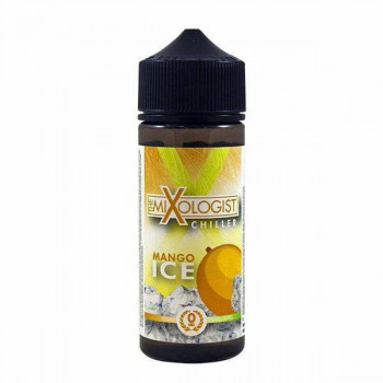 Mango Ice - Chiller 100ml Shortfill Liquid by The Mixologist