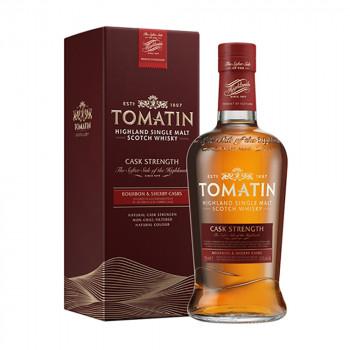 Tomatin Single Malt Scotch Whisky Cask Strength 57,5% Vol. 700ml