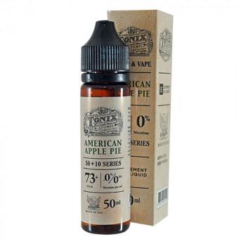 American Apple Pie 50ml Shortfill Liquid by Tonix Element