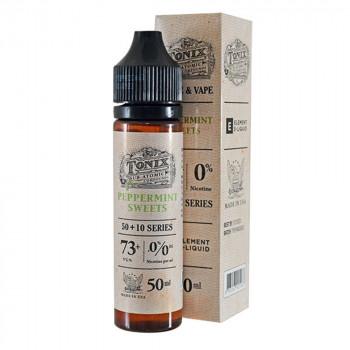 Peppermint Sweets 50ml Shortfill Liquid by Tonix Element