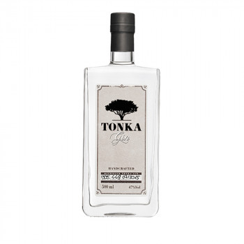 Tonka Gin Handcrafted 47% Vol. 700ml