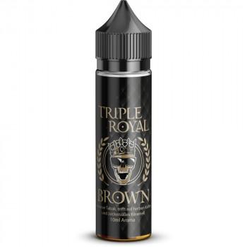Triple Royal Brown 10ml Longfill Aroma Triple L